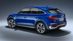 Audi Q5 Sportback, viva il mild hybrid. Ordini al via, ecco i prezzi - Immagine: 9