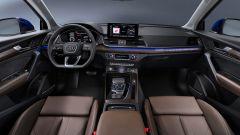 Audi Q5 Sportback, viva il mild hybrid. Ordini al via, ecco i prezzi - Immagine: 10