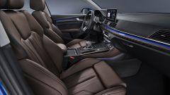 Audi Q5 Sportback, viva il mild hybrid. Ordini al via, ecco i prezzi - Immagine: 11