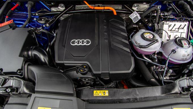 Nuova Audi Q5 Sportback PHEV: il motore ibrido del SUV di Ingolstadt