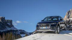 Nuova Audi Q5, sulle strade dell'Alta Badia con Care's - Immagine: 4