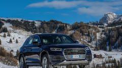 Nuova Audi Q5, sulle strade dell'Alta Badia con Care's - Immagine: 5