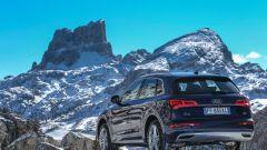 Nuova Audi Q5, sulle strade dell'Alta Badia con Care's - Immagine: 6