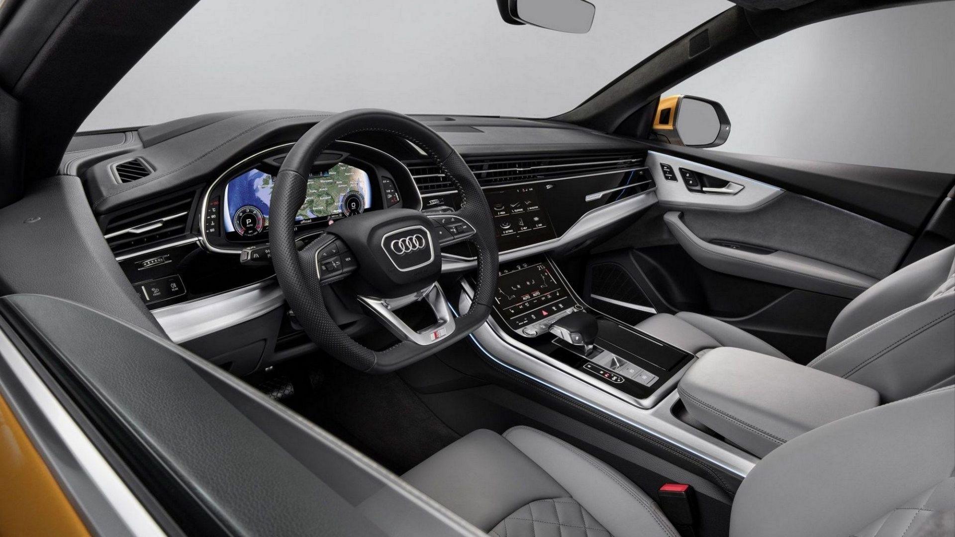 Nuova Audi Q8 Dimensioni Interni Motori Prezzi Tempi