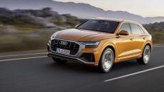 Nuova Audi Q8: dimensioni, interni, motori, prezzi, tempi di uscita