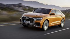 Nuova Audi Q8 2018