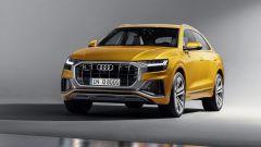 Nuova Audi Q8, sportività e tecnologia in formato XXL  - Immagine: 5
