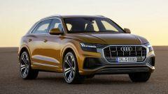 Nuova Audi Q8, sportività e tecnologia in formato XXL  - Immagine: 12