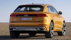Nuova Audi Q8, sportività e tecnologia in formato XXL  - Immagine: 13