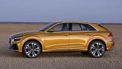 Nuova Audi Q8, sportività e tecnologia in formato XXL  - Immagine: 15