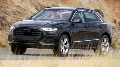 Audi Q8: ultimi spy della Urus-wannabe - Immagine: 1