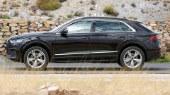 Audi Q8: ultimi spy della Urus-wannabe - Immagine: 3