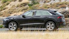 Audi Q8: ultimi spy della Urus-wannabe - Immagine: 4