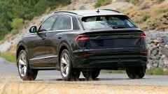 Audi Q8: ultimi spy della Urus-wannabe - Immagine: 5
