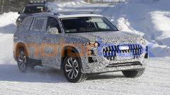 Nuova Audi Q9, spiato il maxi SUV che ha BMW X7 nel mirino - Immagine: 4