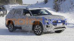 Nuova Audi Q9, spiato il maxi SUV che ha BMW X7 nel mirino - Immagine: 5
