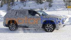 Nuova Audi Q9, spiato il maxi SUV che ha BMW X7 nel mirino - Immagine: 6