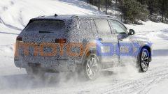 Nuova Audi Q9, spiato il maxi SUV che ha BMW X7 nel mirino - Immagine: 11