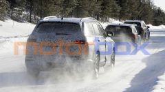 Nuova Audi Q9, spiato il maxi SUV che ha BMW X7 nel mirino - Immagine: 15