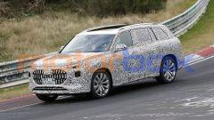 Nuova Audi Q9: scheda tecnica e foto spia del SUV tedesco