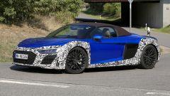 Audi R8 2019: il primo teaser - Immagine: 3