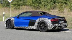 Audi R8 2019: il primo teaser - Immagine: 6