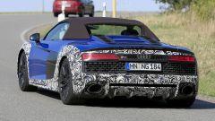 Audi R8 2019: il primo teaser - Immagine: 8