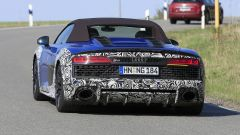 Audi R8 2019: il primo teaser - Immagine: 9