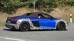 Audi R8 2019: il primo teaser - Immagine: 13
