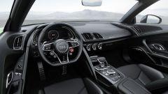 Nuova Audi R8 Spyder V10 Plus: 610 CV a cielo aperto - Immagine: 7