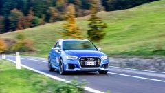 Nuova Audi RS 3 Sportback: la strada è il suo terreno di caccia ideale