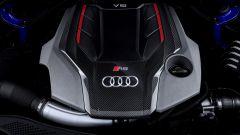 Nuova Audi RS 4 2017: V6 2.9 litri da 450 cv e 600 Nm di coppia