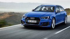 Nuova Audi RS 4 2017