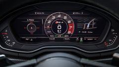 Nuova Audi RS 4 2017: dopo 18 anni ritorna il V6 biturbo. Ecco come va - Immagine: 18