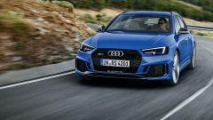 Nuova Audi RS 4 2017: dopo 18 anni ritorna il V6 biturbo. Ecco come va - Immagine: 1