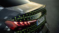 Nuova Audi RS3 Sedan 2021: lo spoiler sulla coda