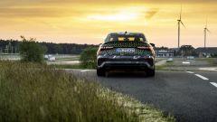 Nuova Audi RS3 Sedan 2021: visuale posteriore