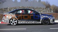 Nuova Audi RS3 Sedan e Sportback: la RS3 in versione sedan, berlina a 3 volumi