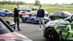 Nuova Audi RS3 Sedan e Sportback: le parole dei capi di Audi Sport