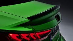 Nuova Audi RS3 Sedan: lo spoiler posteriore