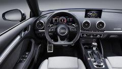 Nuova Audi RS3 Sportback 2017: la plancia