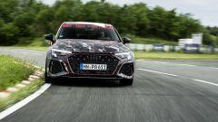 Nuova Audi RS3 Sportback 2021: 400 CV e 500 Nm di coppia