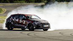Nuova Audi RS3 Sportback 2021: la spettacolare modalità per i drift