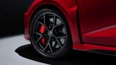 Nuova Audi RS3 Sportback: i freni carboceramici