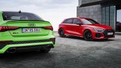 Nuove Audi RS3 Sportback e Sedan: il video ufficiale