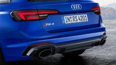 Nuova Audi RS4 Avant: prezzi e allestimenti - Immagine: 5