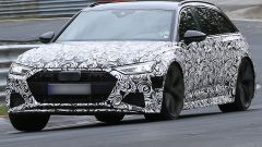 Nuova Audi RS6 Avant, eccola mentre scalda i muscoli al Ring - Immagine: 3