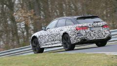 Nuova Audi RS6 Avant, eccola mentre scalda i muscoli al Ring - Immagine: 7