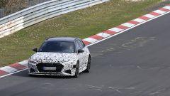 Nuova Audi RS6 Avant, eccola mentre scalda i muscoli al Ring - Immagine: 8