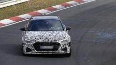 Nuova Audi RS6 Avant, eccola mentre scalda i muscoli al Ring - Immagine: 9